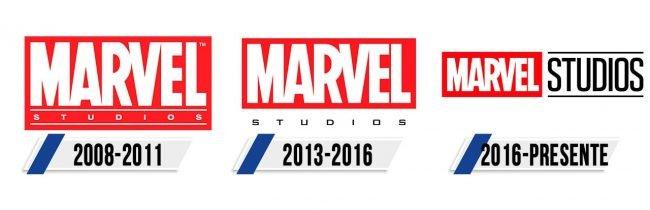 Marvel Studios Logo Historia
