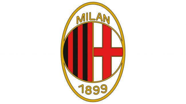 Milan Logotipo 1970