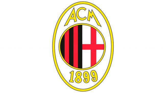 Milan Logotipo 1975-1979