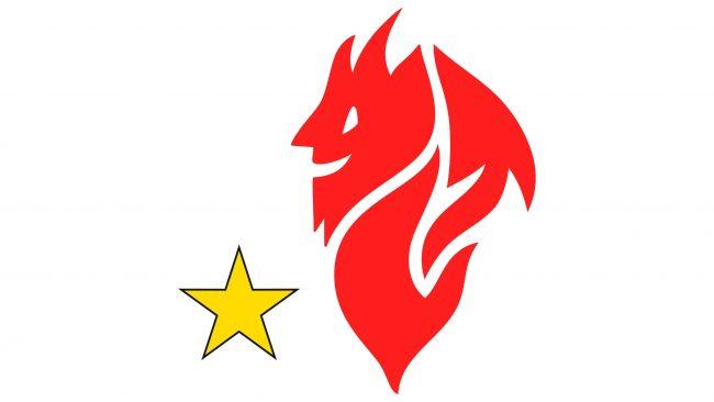 Milan Logotipo 1981-1987