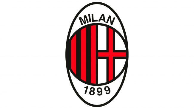 Milan Logotipo 1987-1994