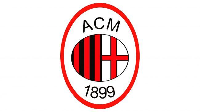 Milan Logotipo 1994-1995