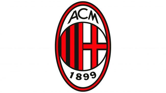 Milan Logotipo 1997-1998