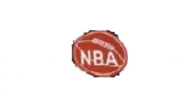 National Basketball Association Logotipo 1953-1962