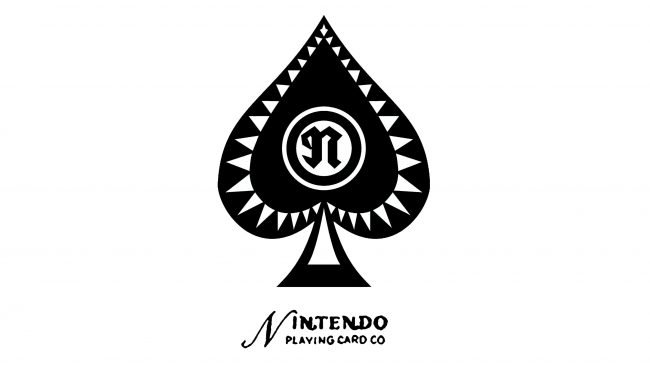 Nintendo Koppai Logotipo 1950-1960