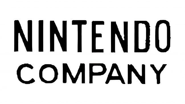 Nintendo Logotipo 1968-1970