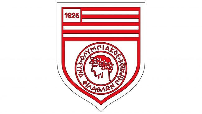 Olympiacos Logotipo 1973-1980