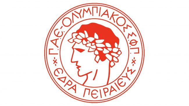 Olympiacos Logotipo 1980-1985