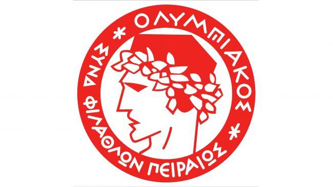 Olympiacos Logotipo 1985-1987