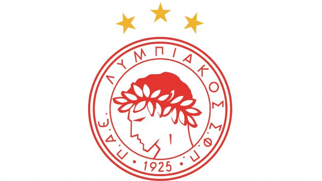Olympiacos Logotipo 2001-2003