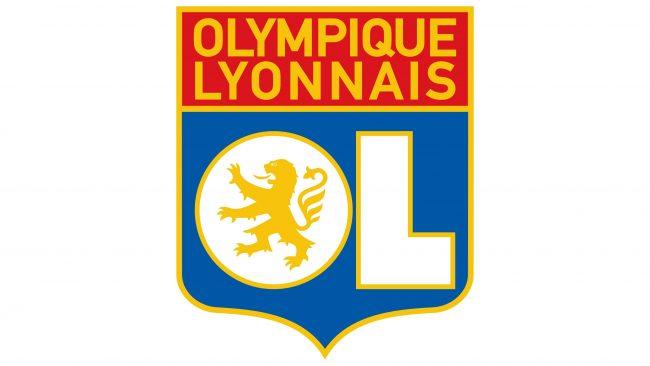 Olympique Lyonnais Logotipo 2000-2006