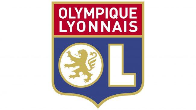 Olympique Lyonnais Logotipo 2006-presente