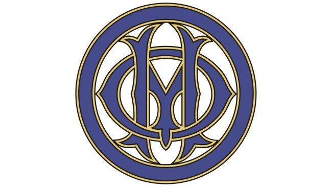 Olympique de Marseille Logotipo 1972-1986