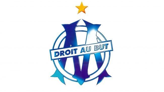 Olympique de Marseille Logotipo 1993-1999