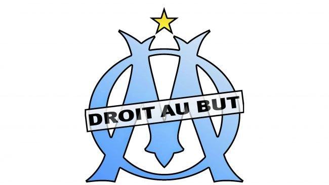 Olympique de Marseille Logotipo 2000-2004