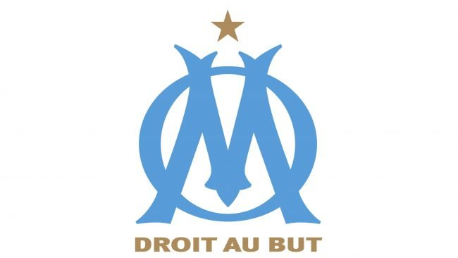Olympique de Marseille Logotipo 2004-presente