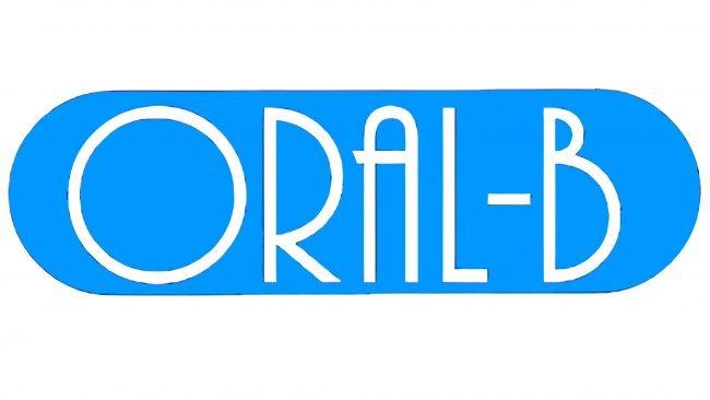 Oral B Logo 1965-1980