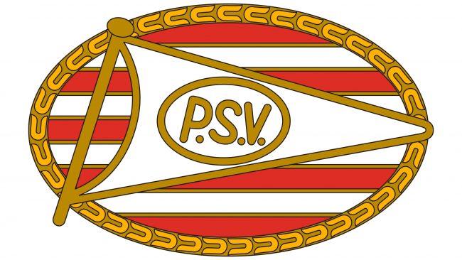 PSV Logotipo 1974-1982