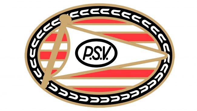 PSV Logotipo 1982-1990