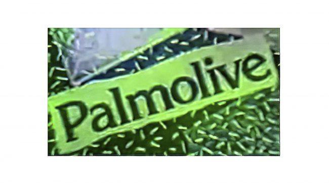 Palmolive Logo 1980s-1990
