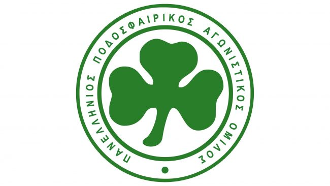 Panathinaikos Logotipo 1918-1921