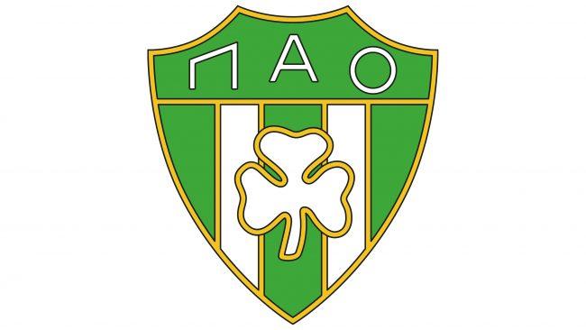 Panathinaikos Logotipo 1970-1974