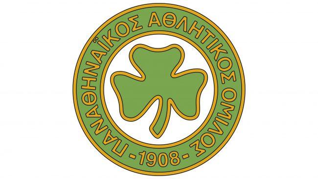 Panathinaikos Logotipo 1975-1984