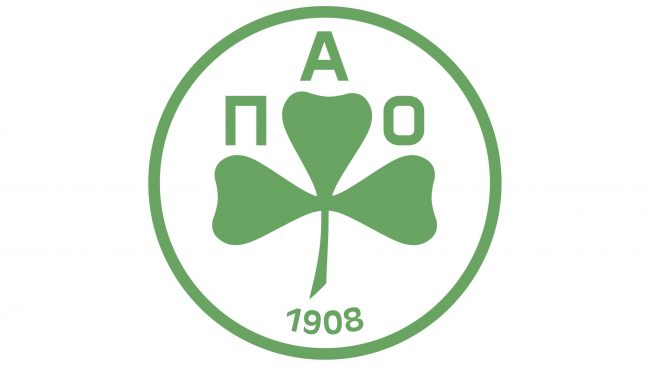 Panathinaikos Logotipo 1985-1994