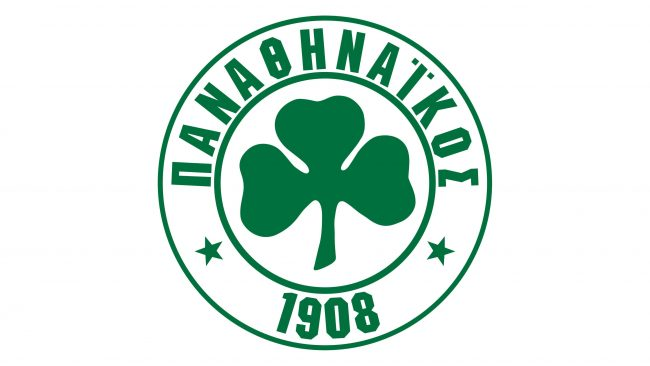 Panathinaikos Logotipo 1995-presente