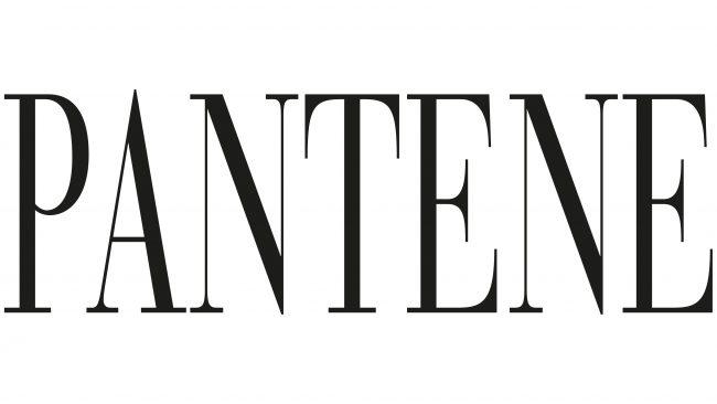Pantene Logo 1986-1997