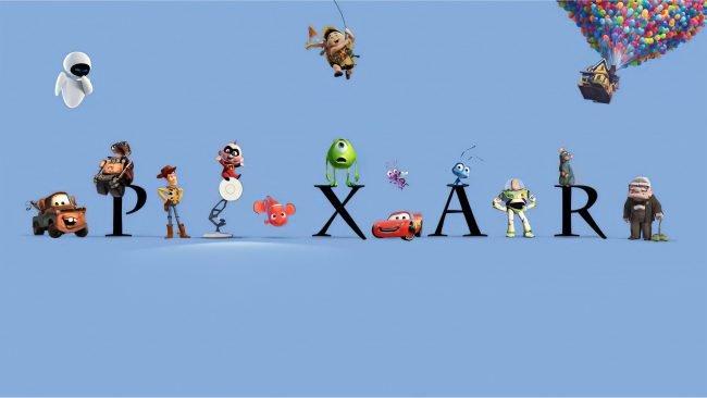 Pixar Emblema