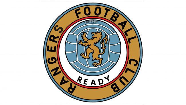 Rangers Logotipo 1990-1994