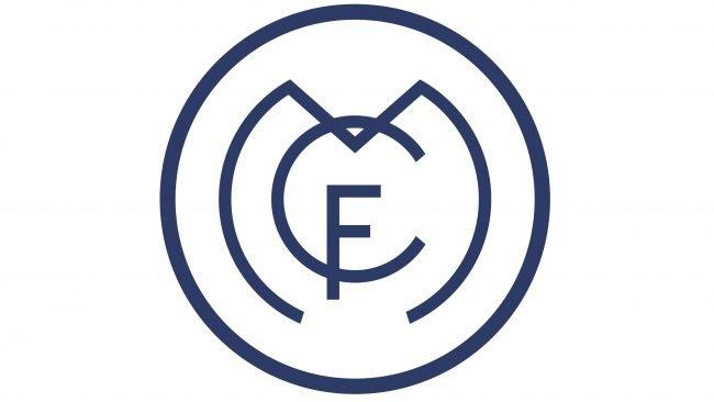 Real Madrid Logotipo 1908-1920