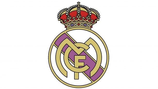 Real Madrid Logotipo 1941-1997