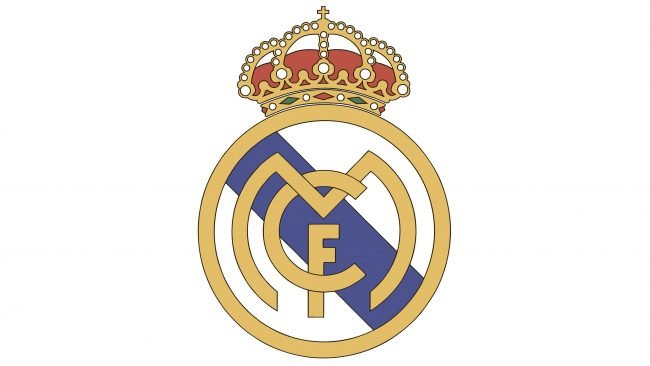 Real Madrid Logotipo 1997-2001