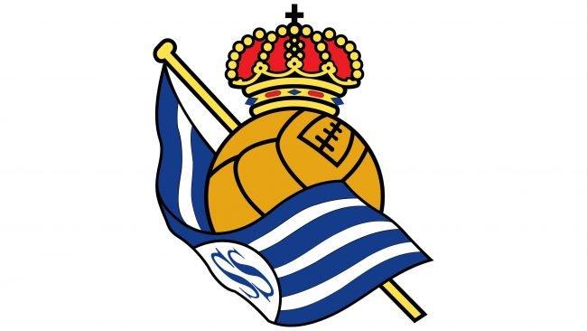 Real Sociedad Logotipo 1923-1930