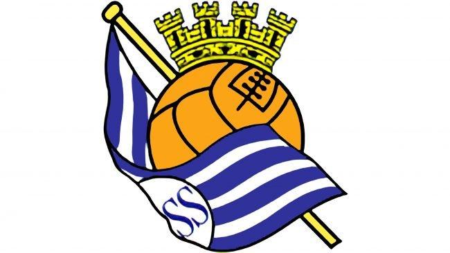 Real Sociedad Logotipo 1930-1931