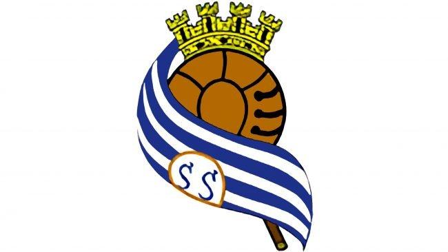 Real Sociedad Logotipo 1932-1933