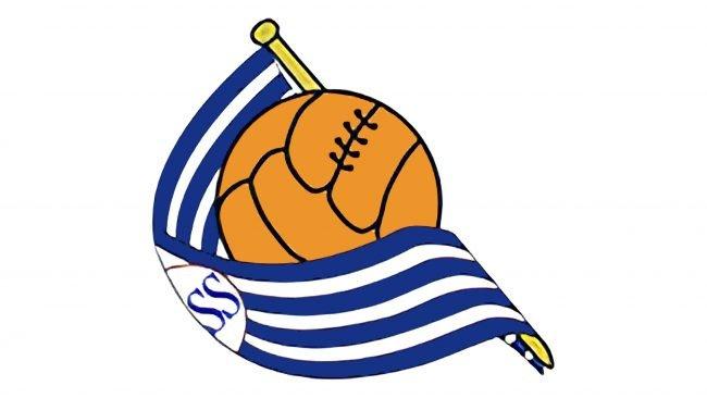 Real Sociedad Logotipo 1933-1940