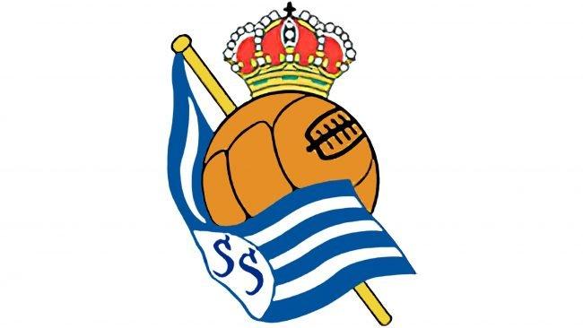 Real Sociedad Logotipo 1940-1942