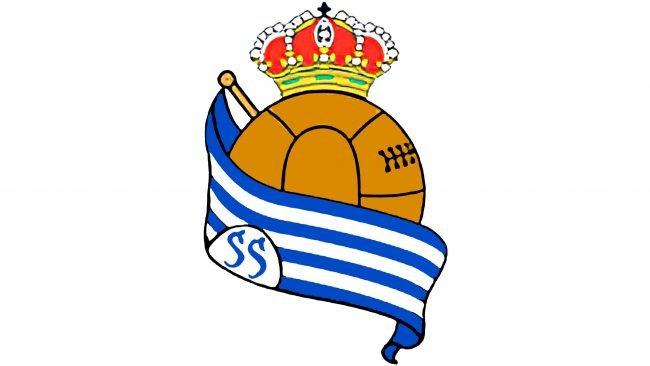 Real Sociedad Logotipo 1942 - 1958