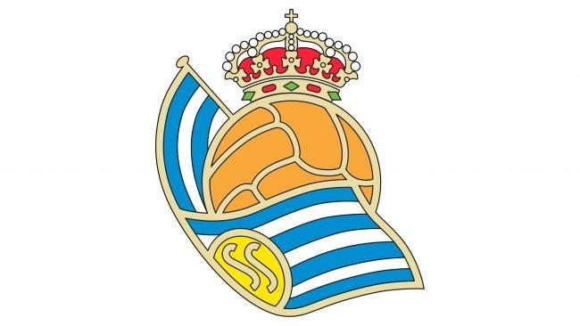 Real Sociedad Logotipo 1958-1960