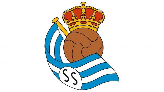 Real Sociedad Logotipo 1960-1970