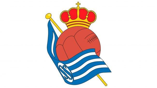 Real Sociedad Logotipo 1970-1980