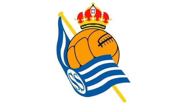Real Sociedad Logotipo 1980-1997