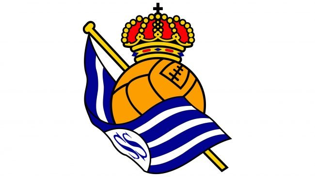 Real Sociedad Logotipo 2012‒presente