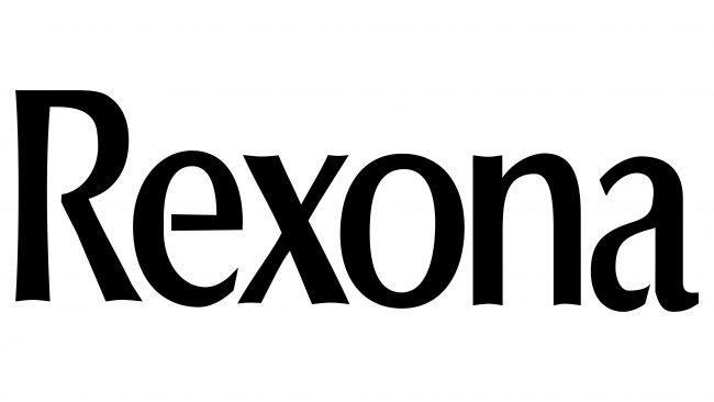 Rexona Logo 1990-2000