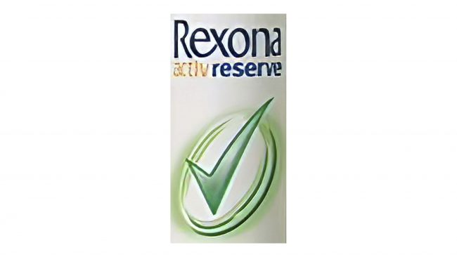 Rexona Logo 2004-2007