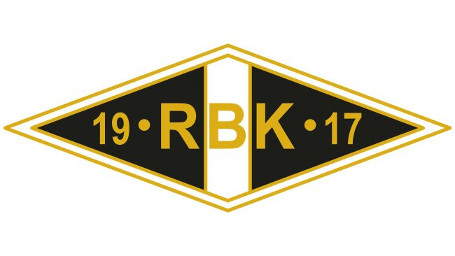 Rosenborg Logotipo 1970-1980