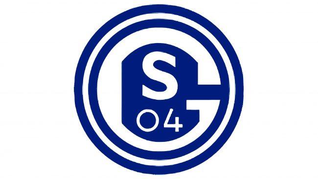 Schalke 04 Logotipo 1958-1963